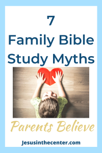 study the bible with kids