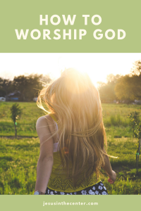 importance of praise and worship