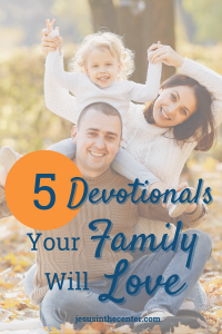 bible devotions for families