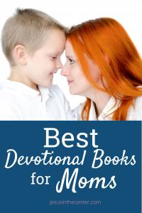 devotional books for moms